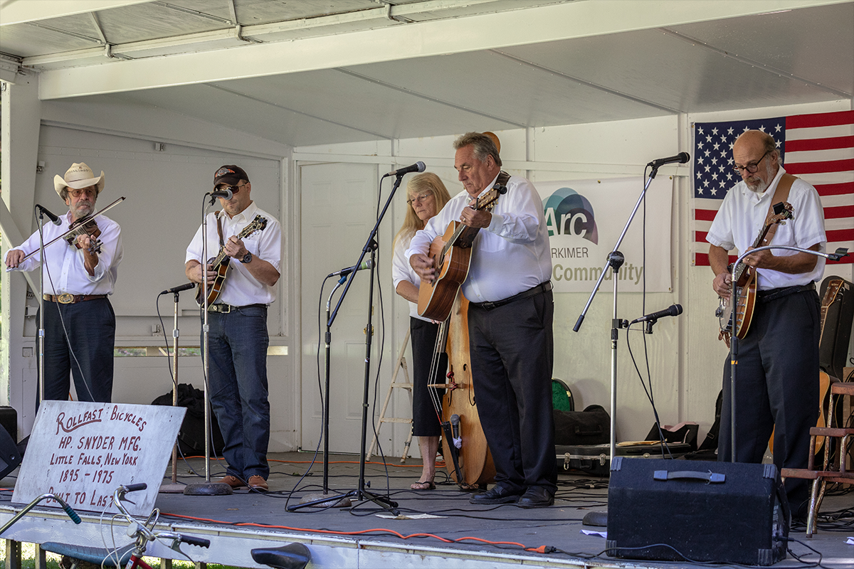 Overall, Bluegrass, Bikes & BBQ Festival a Success (2018)