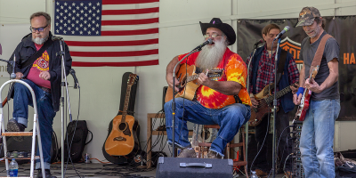 Bluegrass Music Comes to Little Falls,  September 7th from 2 pm to 11 pm at Canal Place