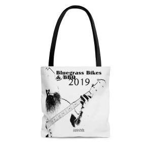 Bluegrass, Bikes & BBQ 2019 AOP Tote Bag