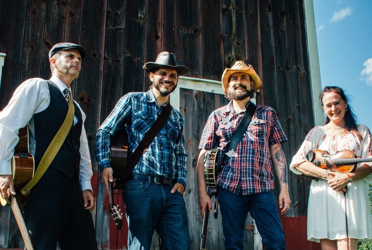 Read more about the article High-energy Bluegrass Band, Appalachian Still, to play at  Little Falls Bluegrass Festival