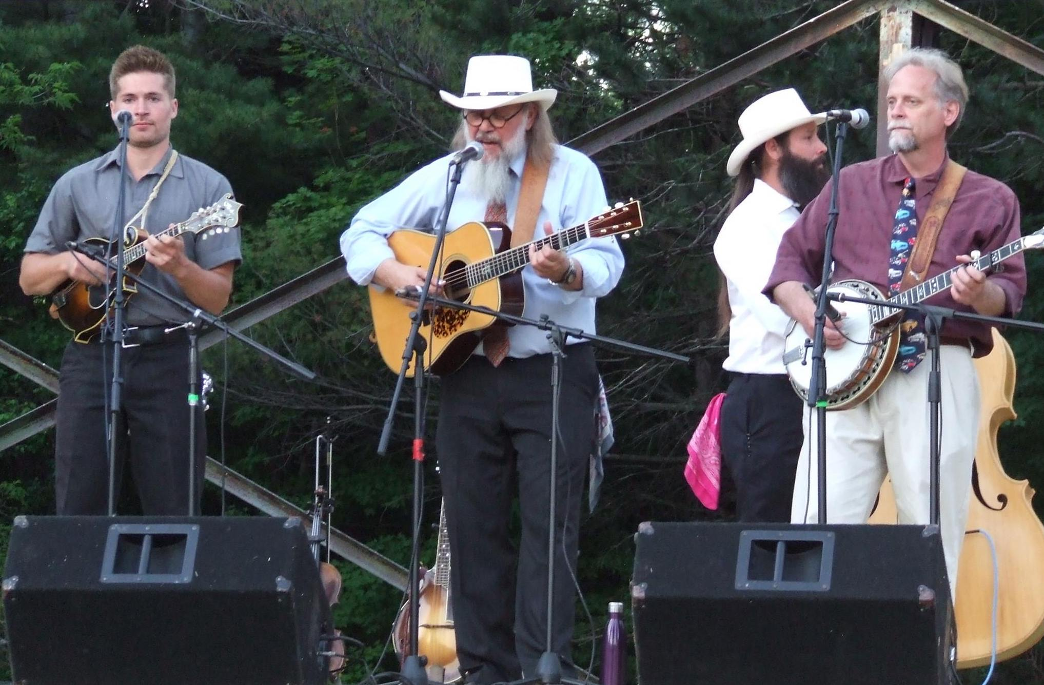 Read more about the article Two-time SAMMY Award Winners, The Delaney Brothers  to Headline Little Falls Bluegrass Festival